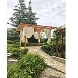 Garden pavilion, Gazebo