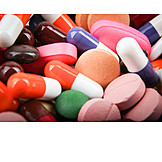 Tabletten, Arznei, Pillen