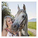 Beziehung, Reitpferd, Pferdeliebe