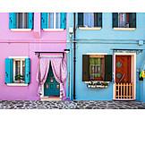 House, Burano