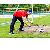 Soccer, Goal Keeper, Soccer Training