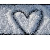 Snow, Heart