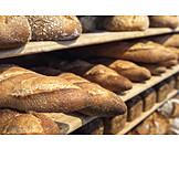 Brot, Backwaren