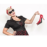Mode, High Heels, Rockabilly