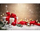 Weihnachtsdekoration, Weihnachtsgeschenk, Weihnachtlich