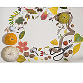 Autumn, Handicrafts, Autumn Decoration
