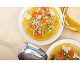 Suppe, Arabische Küche, Talbina