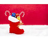 Weihnachten, Weihnachtsdekoration, Weihnachtsstiefel