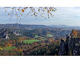 Herbst, Sächsische Schweiz