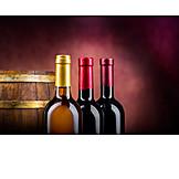 Wein, Weinflasche
