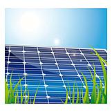 Solar Electricity, Renewable Energy, Solar