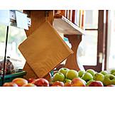 Apples, Farm Shop