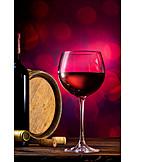 Wine, Wine Glass, Red Wine