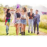 Summer, Event, Friends