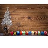 Christmas Decoration, Christmas Tree, Christmas Present
