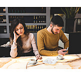 Gleichgültig, Partnerschaft, Beziehungskrise