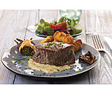 Mahlzeit, Französische Küche, Rinderfilet