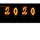Neujahr, 2020