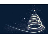 Stars, Christmas Tree, Track Lighting