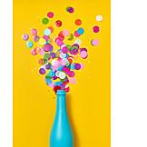 Party, Sparkling, Confetti