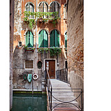 House, Old Town, Venice