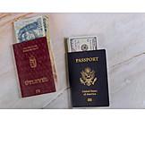Reisepass, Bargeld, Mehrstaatigkeit