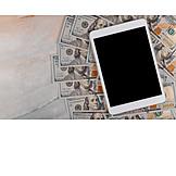 Finance, Online, Tablet-pc