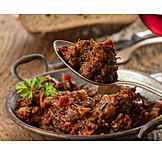 Stew, Meat Dish, Goulash