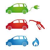 Car, Refueling, Automobile