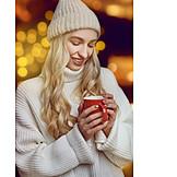 Kaffeetasse, Wärmen, Heißgetränk