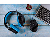 Pc, Headset, Gaming