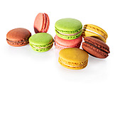 Almond Biscuits, Macaron