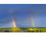 Weather, Rainbow