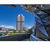 Office Building, Munich, Bmw