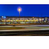 Munich, Bus Station