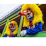 Karneval, Verkleidung, Basler Fasnacht