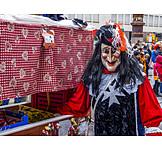 Fasching, Karnevalsumzug, Basler Fasnacht