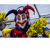 Karneval, Kostüm, Maskerade