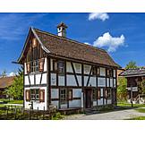 Fachwerkhaus, Schwäbisches Bauernhofmuseum