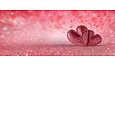 Pink, Heart, Sparkle