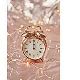 New Years Eve, Midnight, New Year, 12 O`clock