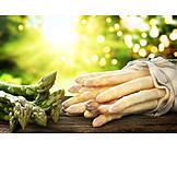 Spring, Asparagus, Season Vegetable