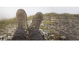 Hiking, Hike, Hiking Boots