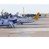 Airplane, Airport, Pegasus