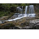 Waterfall, Weißbachfälle