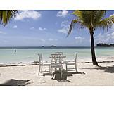 Summer, Seychelles, Remote Beaches