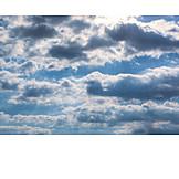 Cloudscape, Weather, Overcast