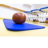 Fitness, Gymnastics Mat