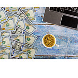 Money, Finance, Dollar