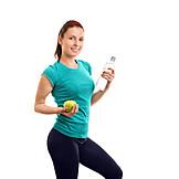 Healthy, Fit, Slim, Sporting